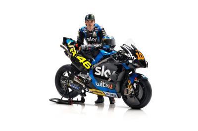 Luca Marini Ungkap Targetnya pada Shakedown Test MotoGP