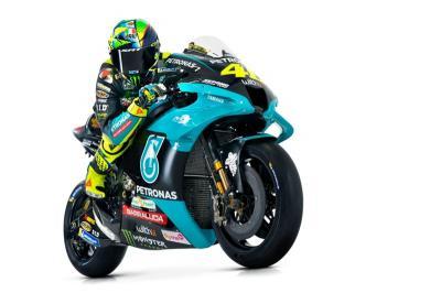 Valentino Rossi Takkan Jajal Motor Lama Yamaha