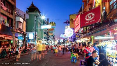 Wisatawan Asing Bisa Masuk Thailand Tanpa Karantina Mulai Juli 2021