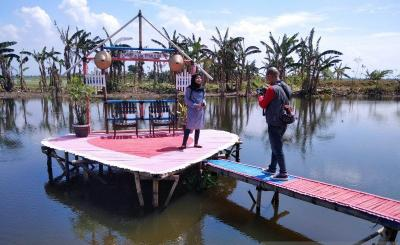 Desa di Kudus Kembangkan Wisata Air