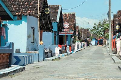 Mengunjungi Kedungbanteng, Mantan Tempat Pelacuran Terbesar di Ponorogo