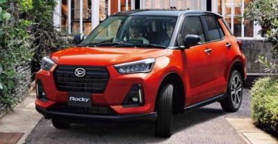 Daihatsu Rocky Segera Mengaspal di Indonesia, Intip Spesifikasi dan Harganya