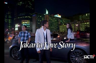 Aku, Kamu dan Dia di antara Cinta Segitiga dalam Jakarta Love Story
