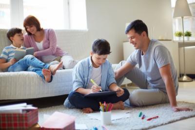 6 Cara Bangun Keluarga Tangguh di Masa Pandemi Covid-19
