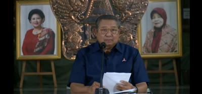 SBY Bongkar Akal-akalan Ubah Aturan Muluskan Moeldoko Jadi Ketum Demokrat