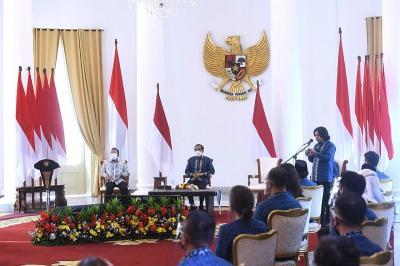 Jokowi Gaungkan Benci Produk Asing, Peluang Besar Pengusaha Lokal Unjuk Gigi