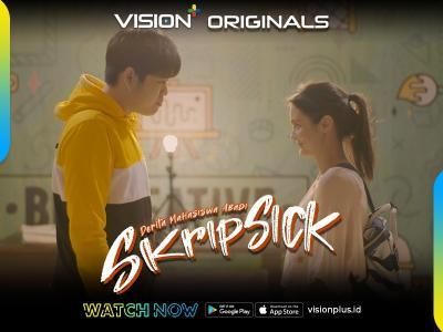 Episode Final Vision+ Originals Skripsick: Berhasilkah Chara Lulus Kuliah dan Raih Hati Bunga?