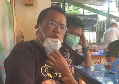 Ngobrol di Warung Bareng Hotman Paris, Mentan Syahrul  Ditanya Update Pertanian