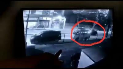 Tabrakan Mengerikan BMW Vs Honda Jazz di Cipete Terekam Kamera CCTV