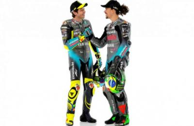 Morbidelli Yakin Bisa Bikin Valentino Rossi Bangga di MotoGP 2021