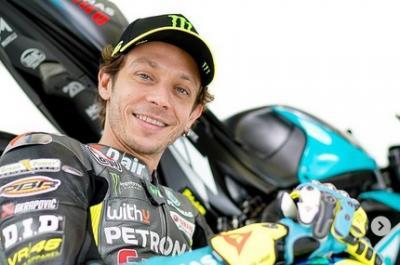 Hasil Tes Pramusim MotoGP 2021 Kurang Apik, Valentino Rossi Gagal Ulangi Sukses saat Bela Honda?