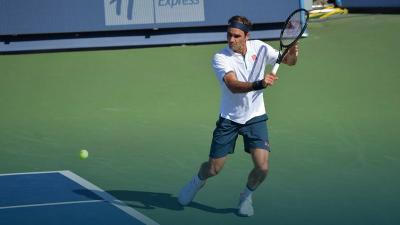 Berkutat dengan Cedera, Federer Enggan Pikirkan Pensiun