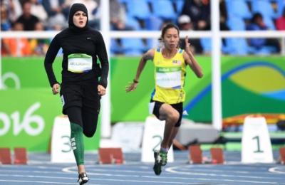 Selain Ibtihaj Muhammad, Berikut Deretan Atlet Muslim Wanita Terkenal Sepanjang Masa