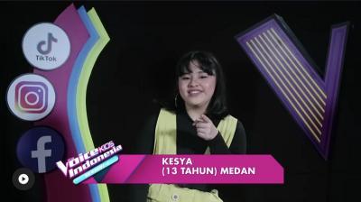 Kesya Bikin Coaches TVKI Tercengang, Isyana Saraswati: Sempurna