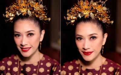 5 Potret Menantu SBY, Aliya Rajasa yang Cantik Menawan
