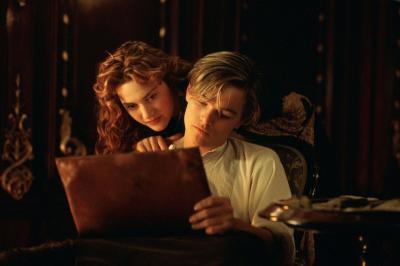 Ketika Kate Winslet dan Leonardo DiCaprio Berbagi Tips Bercinta dalam Titanic