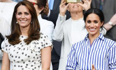 Meghan Markle Klaim Dibuat Menangis oleh Kate Middleton sebelum Pernikahan