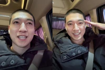 Kejutkan Fans, Sungjin DAY6 Pamit Wajib Militer Hari Ini