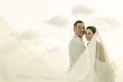 3,5 Tahun Pacaran, Julie Estelle dan David Tjiptobiantoro Resmi Menikah