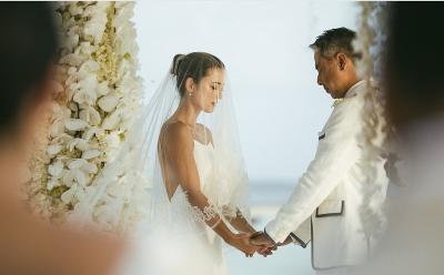 Menikah di Maldives, Julie Estelle: Ada Nilai Sentimental di Sana