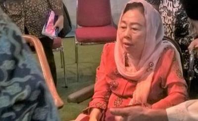 Istri Gus Dur Sinta Nuriyah Ulang Tahun Ke-73, Alissa Wahid Minta Hadiah Doa