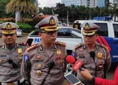 Polisi Akan Razia Knalpot Bising dari Monas hingga Sudirman