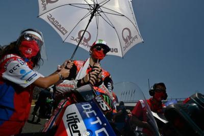 Ini Janji Francesco Bagnaia di MotoGP 2021