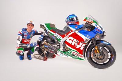 Alex Marquez Sebut LCR Honda Masih Punya Banyak PR Jelang Tampil di MotoGP 2021