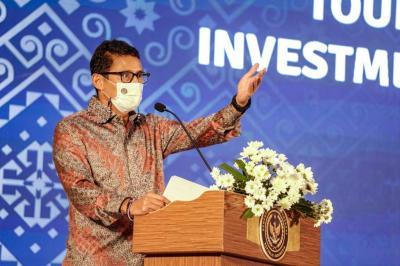 Sandiaga Uno Ajak Investor Garap KEK Likupang