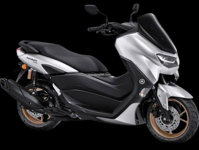 Ini Warna dan Fitur Baru Yamaha NMax 155