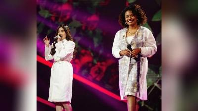 Jemimah dan Melisa Buka Duet Battle Top 6 Indonesian Idol Special Season