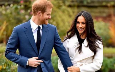 Pangeran Harry dan Meghan Markle Umumkan Jenis Kelamin Anak Kedua