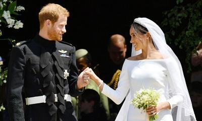 Terungkap! Meghan Markle dan Pangeran Harry Menikah Diam-Diam 3 Hari Sebelum Royal Wedding