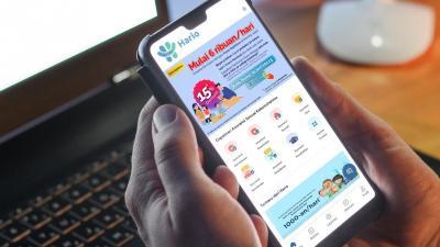 Dear Bunda... Siapkan Masa Depan Finansialmu bersama Hario Sejahtera, Unduh Hario Asuransi Online!