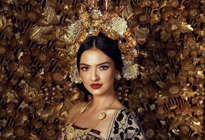 5 Pesona Raline Shah Berbalut Kebaya Tradisional, Wajah Blesterannya Bikin Salfok