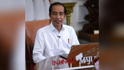 Janji Presiden Jokowi di Hari Musik Nasional