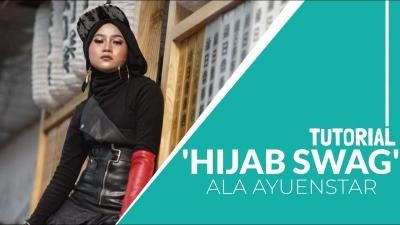 Tutorial Hijab Swag Ala Finalis Indonesian Idol