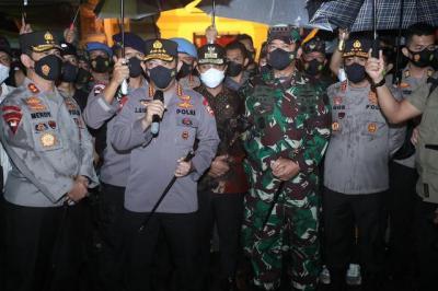 Kapolri: Pelaku Bom Bunuh Diri di Gereja Katedral Makassar Kelompok JAD
