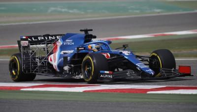 Bungkus Sandwich Kacaukan Comeback Fernando Alonso