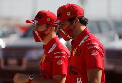 Kagum, Carlos Sainz Ingin Belajar Lebih Banyak dari Charles Leclerc