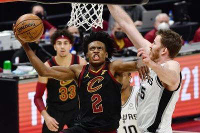 Hasil Pertandingan NBA 2020-2021 Hari Ini: Cavaliers Menang, Rockets Kalah Tipis