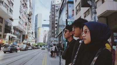 Nissa Sabyan dan Ayus Liburan Ke Wan Chai, Ngapain <i>Aja</i> di Sana?