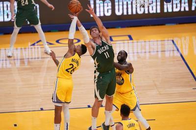 Hasil Pertandingan NBA 2020-2021 Hari Ini: LA Lakers dan Warriors Kompak Menang