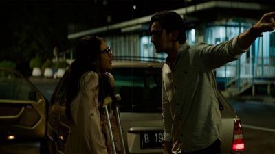 Cerita Sulitnya Jessica Mila Perankan Karakter Difabel di Film Invalidite
