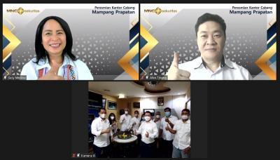 Pacu Ekspansi dan Edukasi Investasi, MNC Sekuritas Resmikan Cabang Mampang Prapatan Jakarta