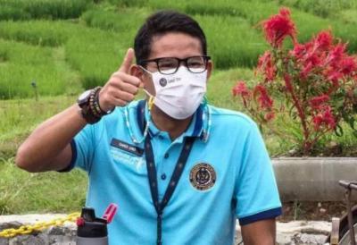 Sandiaga Uno Akan Terapkan Layanan GeNose C19 di Desa Wisata