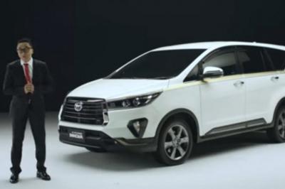 Toyota Hadirkan Kijang Innova Edisi Setengah Abad, Cuma 50 Unit