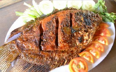 Resep Ikan Nila Sambal Kemangi, Pedas Memuaskan!