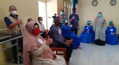 Alhamdulillah, Nenek Iyos Kembali Melihat Normal Berkat Operasi Katarak Gratis MNC Peduli