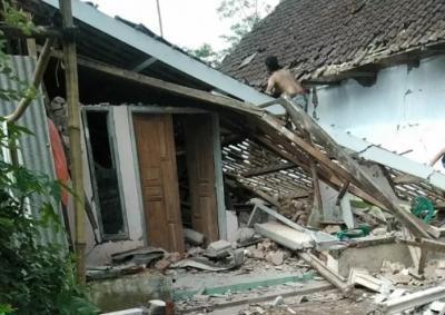 Gempa Malang, Masyarakat Diminta untuk Hindari Bangunan Retak